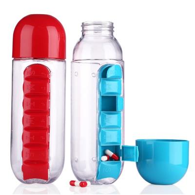 Pill & Vitamin Organizer-C: 0254