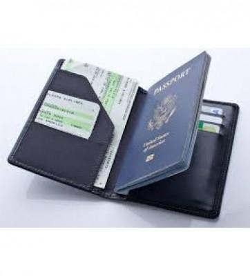 Multifunction Fashion Passport/Wallet Traveler-C: 0076