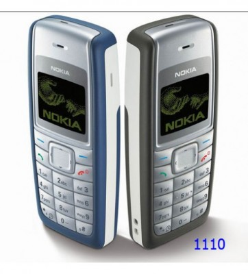Old Is Gold - Nokia 1110i-C: 0079