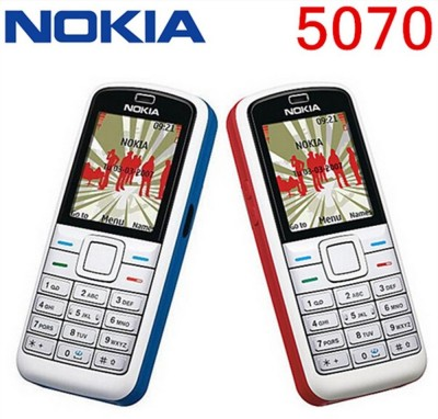 Nokia 5070 - Old Is Gold-C: 0276.