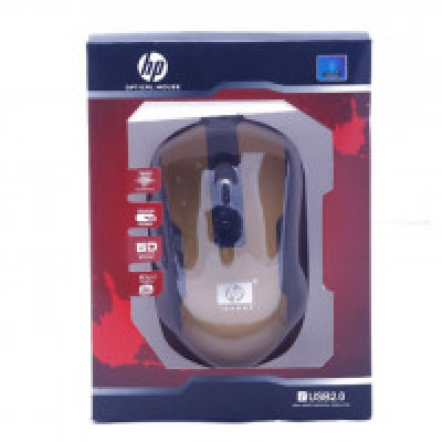 HP 48010 - 3D Wired Mouse