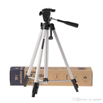 Tripod - 330A Pro 3 Way Head