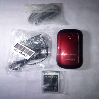 Samsung - E-1272 - Folding Duos Phone