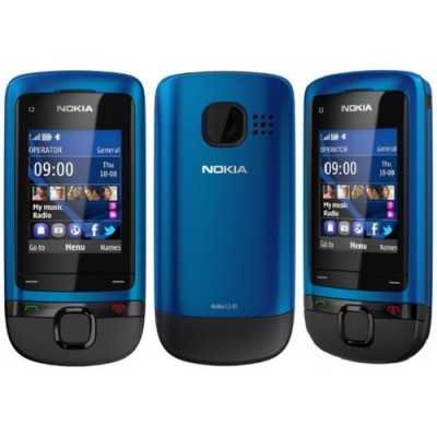 Nokia - C2.05 - Sliding Phone