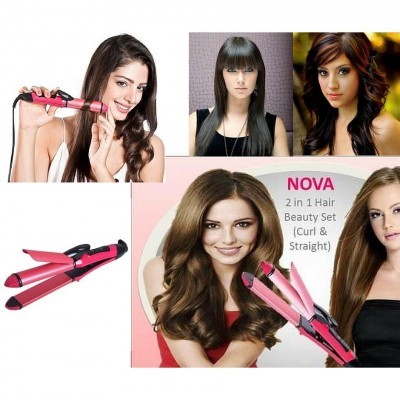 Nova - NHC-2009 Hair Straightener-C: 0295.