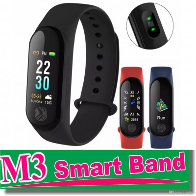 M3 Health Intelligence Band-C: 0296.