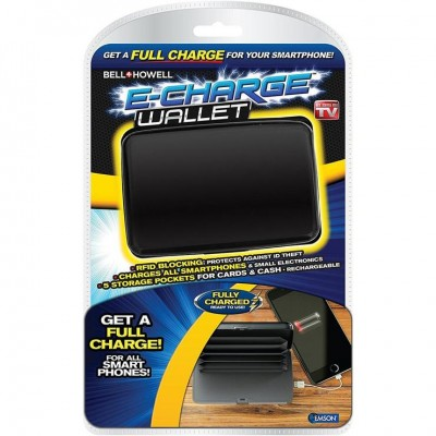 E-Charge Wallet - As Seen On Tv-C: 0297.