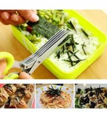 Kitchen Scissors Scallion Shallot-Multifunction-C: 0084