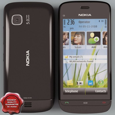 Nokia - C5.03 - Old Is Gold-C: 0307