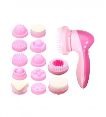 12 In 1-Multifunctional Beauty Massager-C: 0086