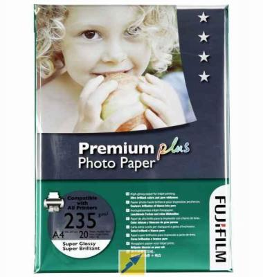 Fujifilm Photo Print Paper A4- 230 gsm