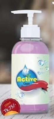 Active Clean Hand-wash - 250ml