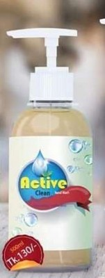 Active Clean Hand-wash - 500ml