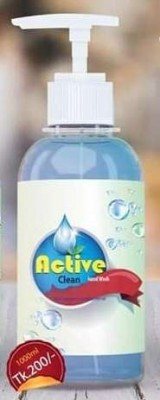 Active Clean Hand-wash - 1000ml