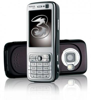 Nokia N73 - Original Cellphone-C: 0313