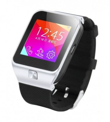 DZ09 - Touch Smartwatch Phone-C: 0090