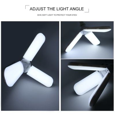 Fan Blade LED Light Bulb-C: 0326