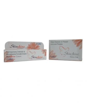 Skin Shine Fairness Cream - 15gm-C: 0124