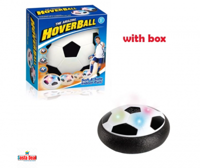 Air Hover Football With Sparkling Lights-C: 0333