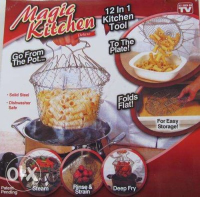 Magic Kitchen 12 In 1-C: 0094