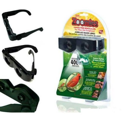 Zoomies - 400% Magnification Binocular-C: 0099