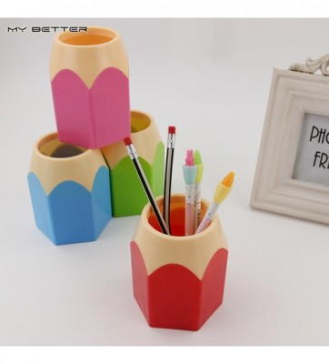 Pencil Shaped-CharminG Pen Holder-C: 0100