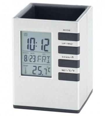 Cube Desk Stand Clock-C: 0110