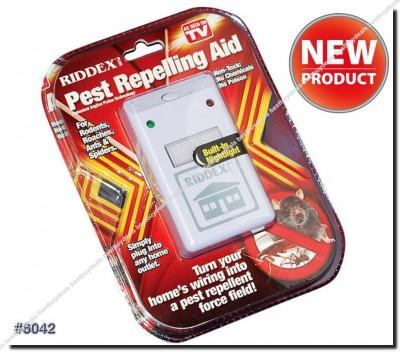 Riddex Pest Repelling Aid-C: 0114
