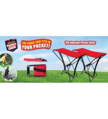 Pocket Flexible Sitting Chair-C: 0115