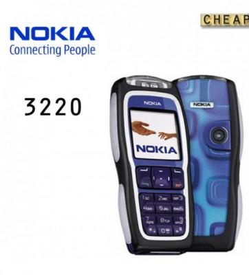 Nokia 3220 - Lighting-C: 0122