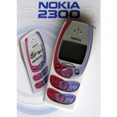 Old Is Gold - Nokia - 2300-C: 0129