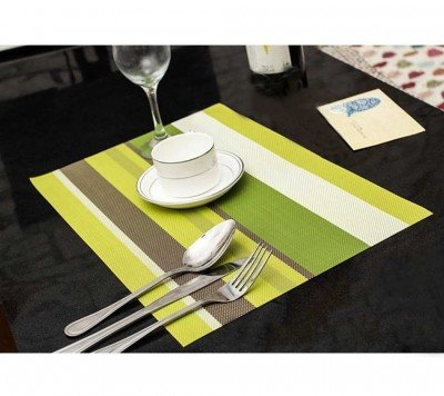 Dining Table 6 Piece Set mats