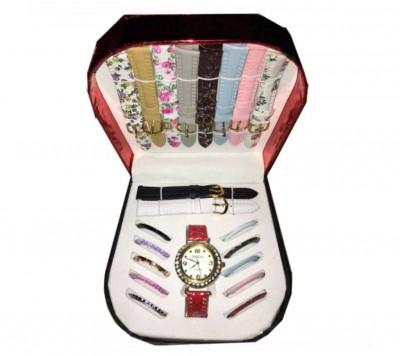 11 IN 1 Ladies multicolor belt cenjebala