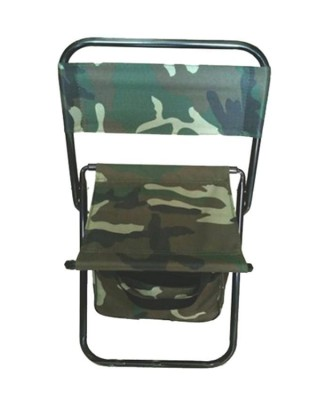 Folding Pocket Army Chair-C: 0137