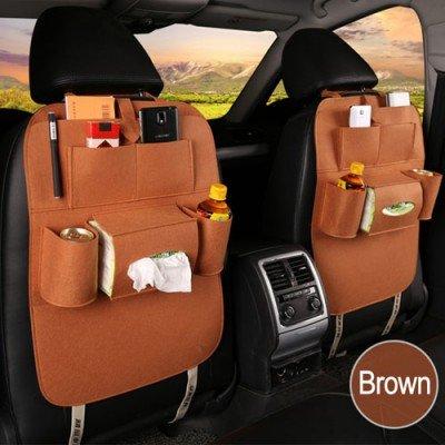 Car Multi Pocket Seat Organizer-C: 0138
