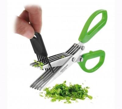 Easy Clean Herb scissors