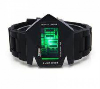 Fighter LED Watch