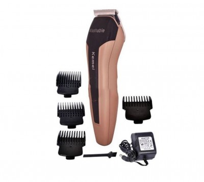 Kemei KM-5015 rechargeable shaver  and trimmer