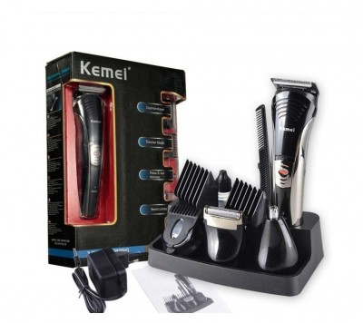 Kemei KM-590A 7 In 1 Shaver and trimmers