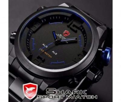 Shark LED Sports Watch