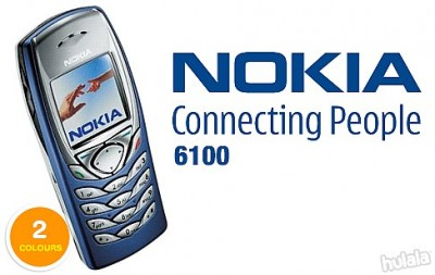 Old Is Gold - Nokia 6100-C: 0141