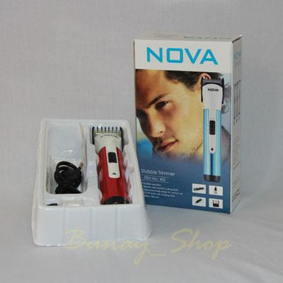 NOVA Stubble Trimmer - (NS-405)-C: 0146