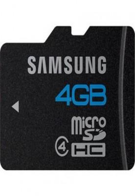 4GB SAMSUNG  MEMORY CARD