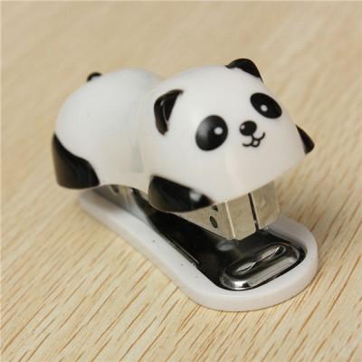 Cute Panda Mini Desktop Stapler-C: 0157