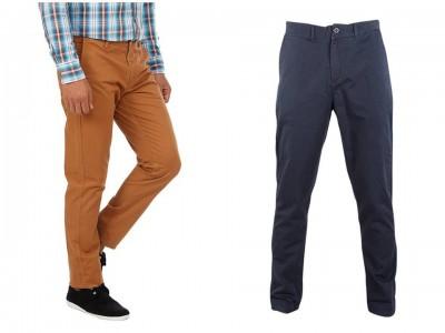 2 pcs Gabardine Pants For Gents