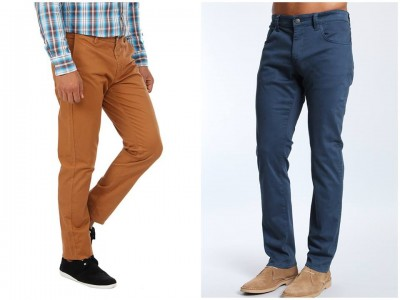 2 pices Gabardine Pants For Gents