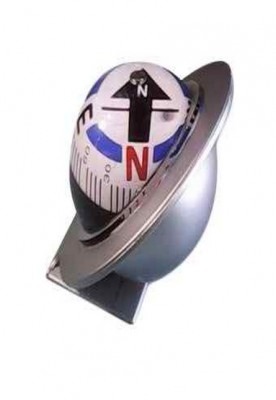 In-Car  Ball Shaped Compass