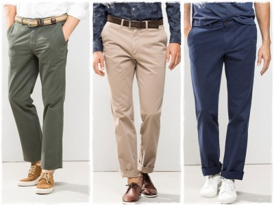 3 pieces Gabardine Pants For Gents combo pack