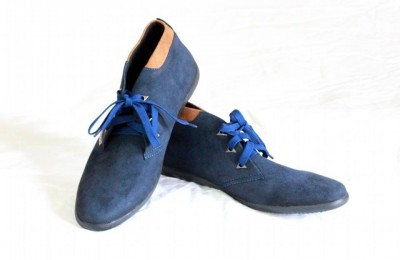 Men Ebroo Semi High Neck Shoes MSS-164
