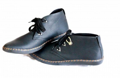 Semi High Neck Ebroo Branded Shoes For Men MSS-165